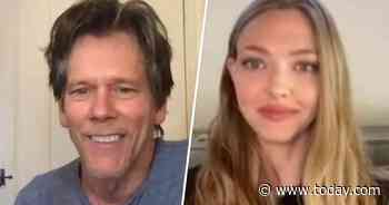 Kevin Bacon and Amanda Seyfried talk new film 'You Should Have Left' - Today.com