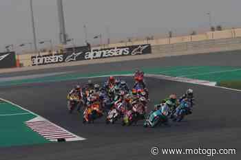 Parte il conto alla rovescia per i protagonisti della Moto3™