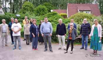 L'équipe municipale de Fontaine-sous-Jouy se retrousse les manches - Normandie Actu