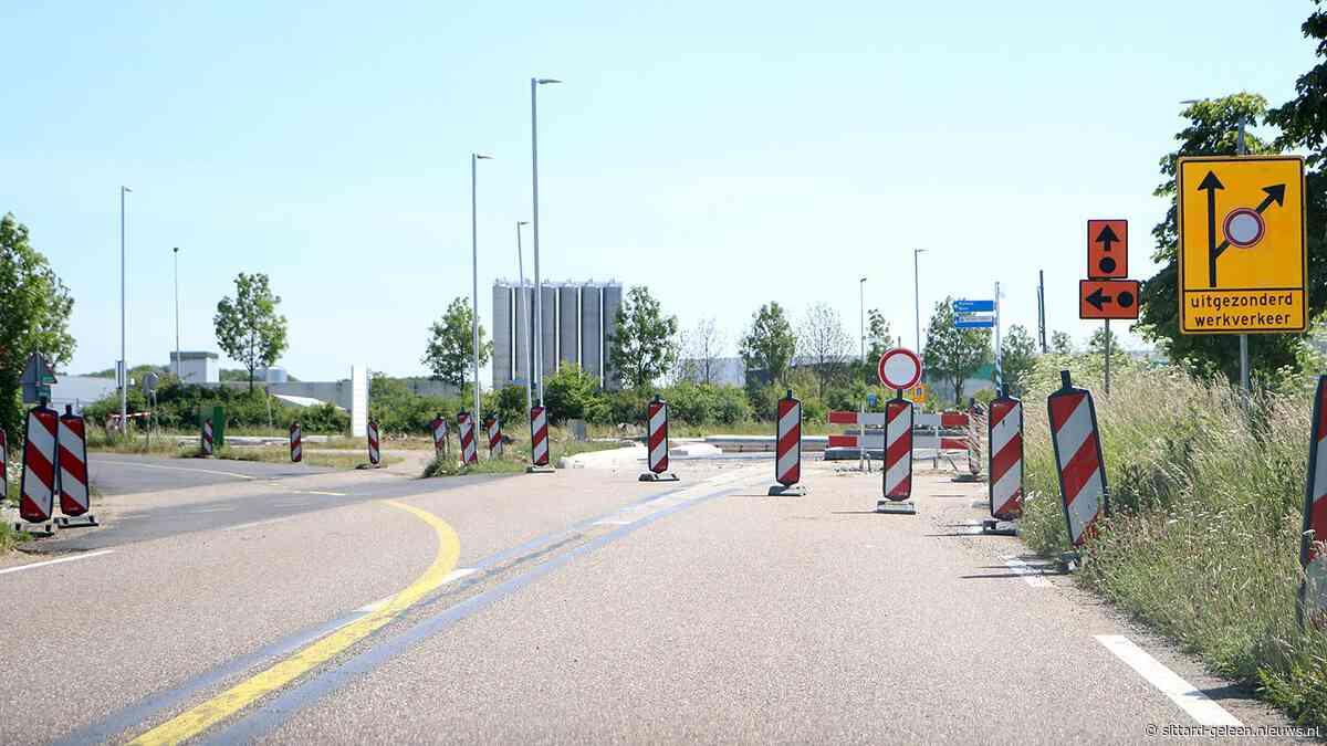 Dit weekend wegafsluiting op Holtum-Noord - Sittard-Geleen.nieuws.nl