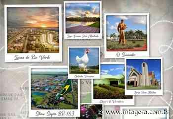 Lucas do Rio Verde conta com Plano Municipal de Turismo - MT Agora