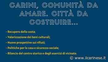 """""""Carini comunità da amare"""": comunicato stampa - Scavo Giuseppe"""