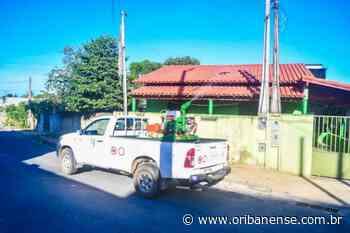 Dengue: carro fumacê continua percorrendo bairros de Linhares - O Ribanense
