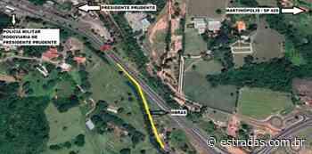 Alça de acesso a Assis Chateaubriand será fechada nesta quinta (18) - Estradas