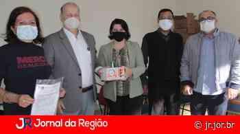 Senai Jundiaí entrega respirador para Jarinu   JORNAL DA REGIÃO - JORNAL DA REGIÃO - JUNDIAÍ