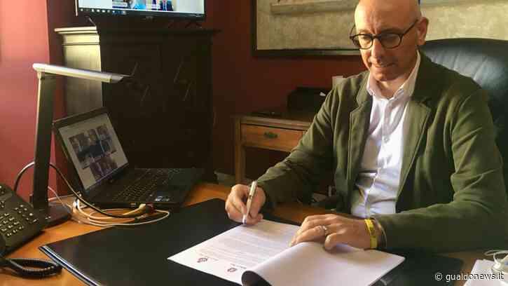 Gualdo Tadino, rinnovato il protocollo per la legalità - Gualdo News