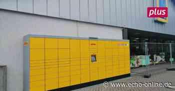 Neue Packstation für Heppenheim - Echo-online