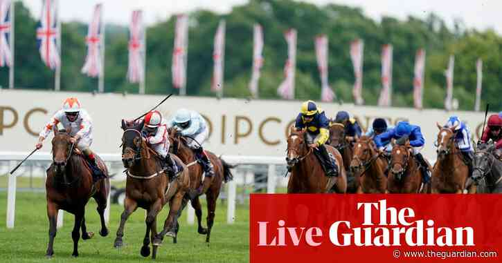 Royal Ascot 2020: day four – as it happened