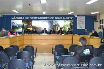 Vereadores de Nova Hartz acolhem veto do prefeito quanto a criação de Conselho - Jornal Repercussão