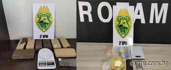 Três pessoas são presas por tráfico de drogas em Pato Branco - RBJ