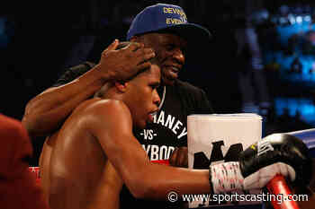 Floyd Mayweather's Protégé, Devin Haney, Takes After the Legendary Boxer in Almost Every Way - Sportscasting