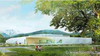 La région soutient le projet de centre aquatique de Sallanches - Les Échos