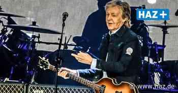 Paul McCartney-Konzert in Hannover: Eventim erstattet Tickets nicht vollständig - Hannoversche Allgemeine