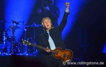 """Paul McCartney und Italiens """"ungeheuerliche"""" Ticket-Rückerstattungs-Politik - Rolling Stone"""