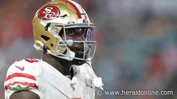 49ers receiver Deebo Samuel has surgery on broken foot - Rock Hill Herald