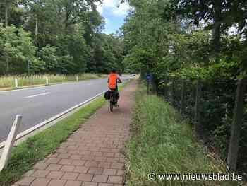 Herenthoutse fietspaden gebuisd op Fietsbarometer: te smal en geen trilcomfort