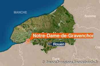 Incendie dans un magasin de Notre-Dame de Gravenchon : 46 personnes au chômage technique - France 3 Régions