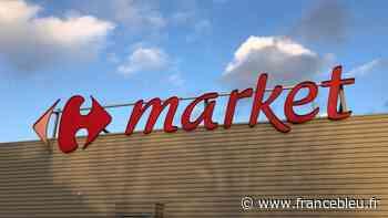 Notre-Dame-de-Gravenchon : 46 salariés d'un Carrefour market au chômage technique après un incendie - France Bleu