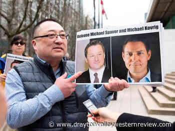 China charges detained Canadians Kovrig and Spavor with suspected espionage - Drayton Valley Western Review