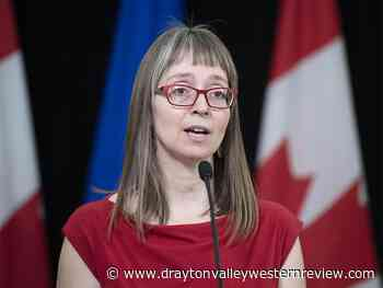 COVID-19: 49 new cases, one death in Alberta - Drayton Valley Western Review