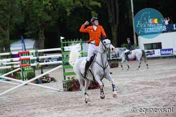 Top vijf klassering voor Jelmer Hoekstra in Bonheiden - Equnews Nederland