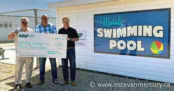 MNP provided valuable support to Creighton Lodge and Midale Swimming Pool - Estevan Mercury