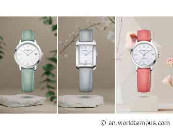 Baume & Mercier - New Classima and Hampton models - Trends and style - WorldTempus