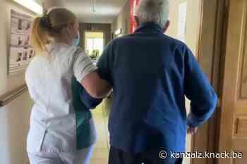 Werknemers in zorg voeren virtueel actie - Nieuws - KanaalZ - Kanaal Z