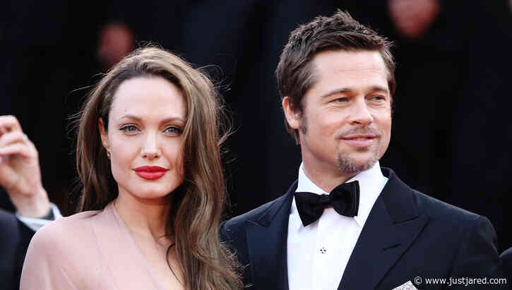 Angelina Jolie Explains Why She Separated from Brad Pitt