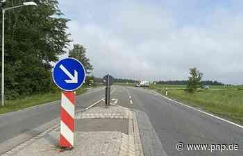 Die Ayrhof-Kreuzung wird umgebaut - Kollnburg - Passauer Neue Presse