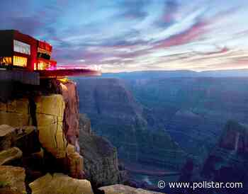 How Kaskade Became The First DJ To Perform On The Grand Canyon West's Skywalk - Pollstar