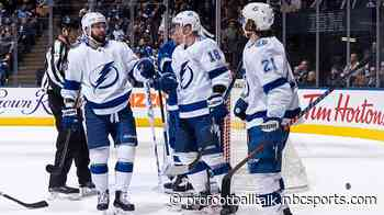 Five Tampa Bay Lightning employees test positive for COVID-19