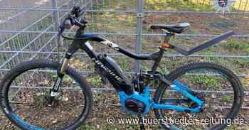 Ginsheim-Gustavsburg: Wem gehört das E-Bike? / Polizei bittet um Hinweise - Bürstädter Zeitung