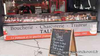 Wormhout: un rayon chevalin chaque mercredi sur le marché - La Voix du Nord