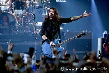 Foo Fighters: Streamt hier ihren legendären Auftritt im Hyde Park... - Musikexpress