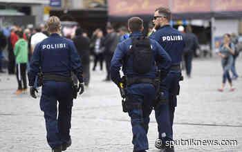 Finland Sees 'Exceptional' Spike in Violent Crime During 'Corona Spring' - Sputnik International