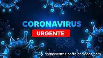Rio das Pedras registra dois óbitos por coronavírus na cidade - Portal da Cidade