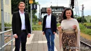 Neuer ICE München-Norddeich hält auch in Papenburg - Neue Osnabrücker Zeitung