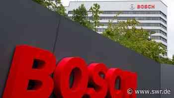 Bosch schließt Produktion in Bietigheim-Bissingen | Stuttgart | SWR Aktuell Baden-Württemberg | SWR Aktuell - SWR