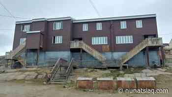 RCMP in Iqaluit investigate early morning fire - Nunatsiaq News