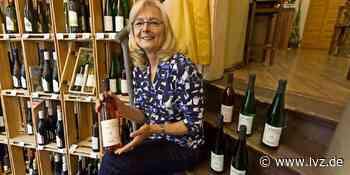 Sächsische Weine im Weinhaus Vogler - Leipziger Volkszeitung