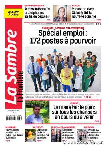 La Sambre (Jeumont) du vendredi 19 juin 2020 - L'Observateur