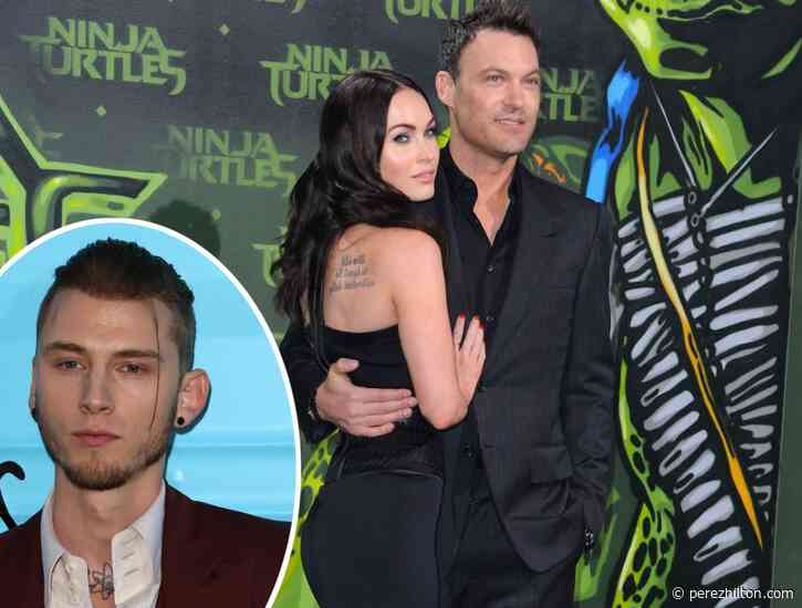Megan Fox's Relationship With Machine Gun Kelly Is 'Very Different' From Brian Austin Green
