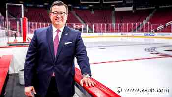 Arizona Coyotes' Xavier Gutierrez, NHL's first Latino CEO, positions himself to tap into coveted fan base - ESPN