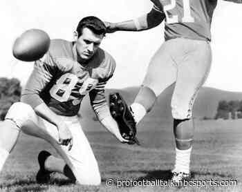 Former Oilers, Bills receiver Bill Groman dies at 83