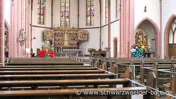 Hausach/Hornberg: Gottesdienste finden wieder statt - Hausach - Schwarzwälder Bote