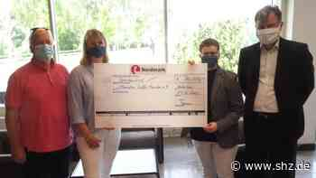 Uetersen: Nordmark-Werke spenden 10.000 Euro an Verein Menschen helfen Menschen | shz.de - shz.de