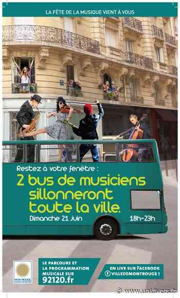 Fête de la musique à Montrouge dimanche 21 juin 2020 - Unidivers