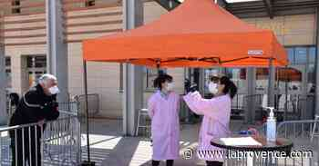 Velaux : le centre d'accueil Covid-19 ferme ses portes - La Provence