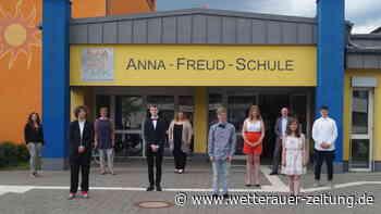 Anna-Freud-Schüler entlassen - Wetterauer Zeitung
